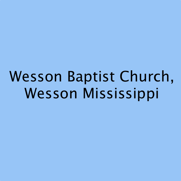 Wesson Baptist Church